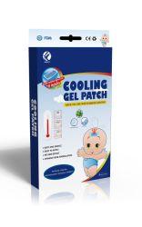 Горячая продажа медицинских гель для охлаждения блока питания патч для головной боли / лихорадки
