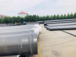 Dn200mm Salle de bains Accessoires Tubes Plastique PVC tuyau de drainage des eaux de la Chine Fabricant Projets du tuyau de PVC