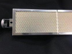 Leistungsfähiger keramischer Infrarotbrenner BBQ-Gas-Gitter-Gas-Rückseiten-Infrarot-Brenner