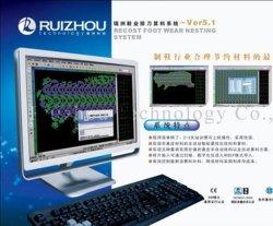 Clasificación de 2D Software para calzado