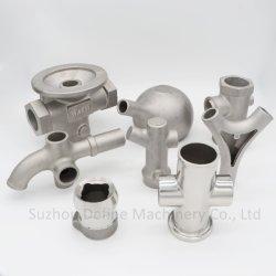 Het Roestvrij staal die van de Douane van de hoge Precisie CNC gieten die de Delen van de Machine voor Apparatuur met Ce machinaal bewerken