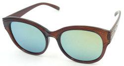 F17104 último diseño, gafas de sol Gafas de lente plana con espejo