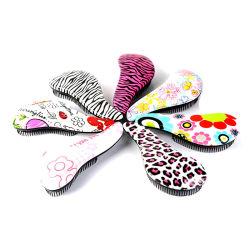 Magic Detangling escova, Professional Detangler Bristles-No emaranhado de Escova Natural, misturados, perucas, extensões, encaracolado, Espesso, pêlos longos, desembaraçar a escova do cabelo