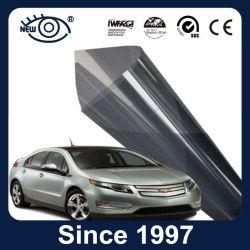 5 % de charbon de bois voiture métallique réfléchissante teinte de vitre de la Film solaire
