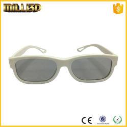 Convertisseur de couple avec lunettes 3D Reald polarisée prix plus bas du châssis en plastique