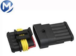 顧客用自動車の部品の電気コネクタのプラスチック注入型