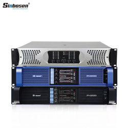 Sinbosen 살아있는 소리를 위한 직업적인 증폭기 Fp22000q 최고 전력 증폭기