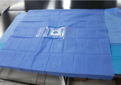Consommables médicaux de l'hôpital de l'ophtalmologie de l'oeil chirurgical rideaux Kit pack