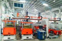 Automático / General / Lavadora de alta eficiencia de la línea de producción