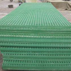 Peneira de microtrituração Fibergrate Placa ralar de piso