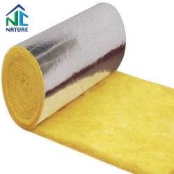 50-200 Kg/m3 d'isolation thermique des réfractaires Couverture de laine de roche minérale