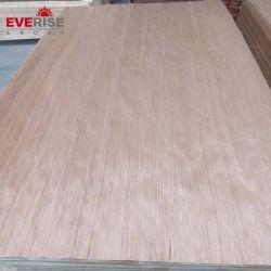 0.25 مم 3 مم Gurjan Wood EV Gurjan Veneer Board