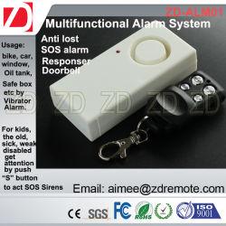 ドアSosのためのMluti機能警報システム