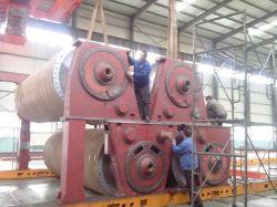 2400 Máquina de Papel Kraft para a produção de papel castanho de papelão