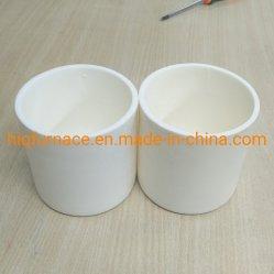 Hoher Anteil Aluminiumoxid Keramik Crucible, Hohe Temperaturbeständigkeit Aluminiumoxid Keramik Crucible / Industrial Ceramic