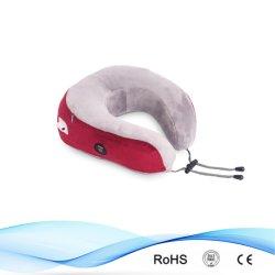 Mini Viajes multiuso de masaje vibratoria posterior del cuello almohada
