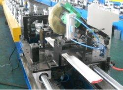 Rolo de aço & de alumínio da porta do Slat da porta do obturador da porta do rolo da espuma do plutônio que dá forma à máquina