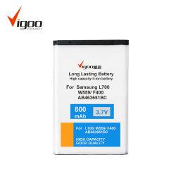 بطارية الهاتف المحمول L700/ W559/ F400 بسعر جيد لـ Samsung
