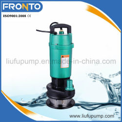 クリーンウォーターのためのアルミニウムハウジングの浸水許容ポンプ