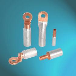 Немецкий стандарт алюминий Медь Cu/Al биметаллическую пластину клеммы кабеля защелки