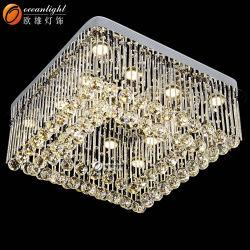 La decoración del hogar Crytal iluminación del techo lámpara de araña de la Cámara de Om88578-400