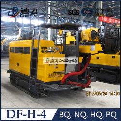Df-H-4 Crawler complètement hydraulique monté sur le fil semoir de base de ligne