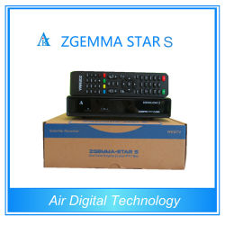 Estrela Zgemma S DVB-S2 MPEG4 HD Internet Receptor Digital