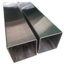 Bouwmateriaal 304 de Vierkante Pijp van het Roestvrij staal van het Staal Buis Gelaste