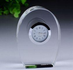 Cristal de haute qualité de l'Horloge Horloge de bureau (KS06037)