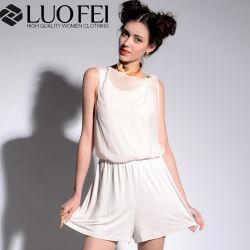 El algodón de alta calidad Jumpsuit de Prendas de Vestir Mujer