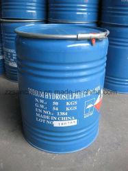 Utilizan textiles Shs Hydrosulphite de sodio al 85% 88% 90%