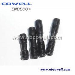 Edelstahl-Schelle-Schraube für das Plastikaufbereiten