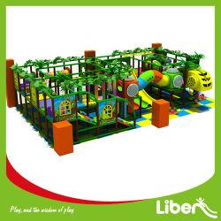 منطقة بلاستيكية مع تصميم مخصص مجانا للأطفال مغامرة اللعب الناعمة