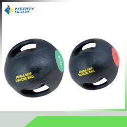 Горячая продажа Crossfit цветные медицины медикаментов из натуральной кожи шарики для фиксации профессиональной подготовки
