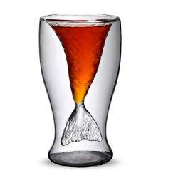 Forme de cuvette en verre de martini créatif verre à cocktail Verre à vin en verre de Whisky