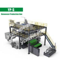 Haz una sola máquina de hacer Spunbond Nonwoven Fabric