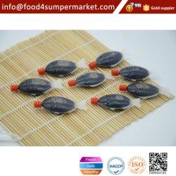 Pack de plastique 2.6ml Sushi de forme de poisson Sauce de soja