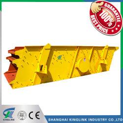 350tph石の押しつぶすことのための高性能及び生産ライン(4YK-2160)を作る大きいパフォーマンス4デッキの振動スクリーンまたはスクリーナー及び砂