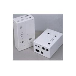Alumínio personalizadas de estamparia de Metal Box /caso de produtos eléctricos