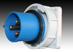2019 新設計機器プラグ IP67 63A (防水、防塵)