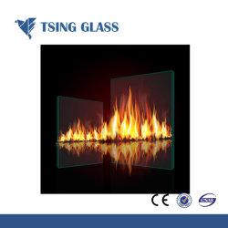 6-12mm 강화 방화 유리/내화성 유리/ 빌딩/도어/창문용 화염 방지 유리