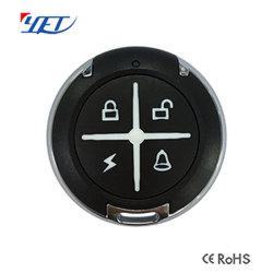 مفتاح وحدة التحكم عن بُعد في رمز الدلفنة الصغير رباعي الأزرار بسرعة 433 ميجاهرتز Hcs301 لإنذار السيارة