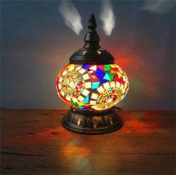 [تثركيش] فسيفساء مصباح لأنّ عرس زخرفة غرفة نوم يعيش غرفة