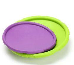 Для использования вне помещений спортивных товаров детей EVA животные Frisbee профессиональной подготовки