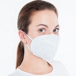 도매 처분할 수 있는 PPE KN95 FFP2 먼지 4 Plys 5 층 방어적인 시민 Kn 95 N95 미립자 인공호흡기 안전 보호 Mascarillas 비 길쌈된 가면