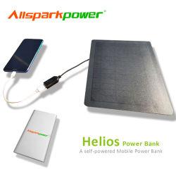 Cellule solaire portable 5000mAh Téléphone Chargeur Mobile Hpb-1