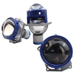 P40 Offroad Car 3.0인치 Bi Xenon H7 할로겐 프로젝터 렌즈 자동 차량용 HID 헤드라이트 LED 교체 하이/로우 빔 조명