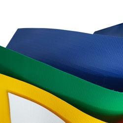 PVC-vinyltarpauline gecoat Polyester Fabric