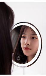 De 7 pulgadas de cara iluminado LED táctil Tablet maquillaje Espejo para Vanlentine don y regalo del Día de la madre