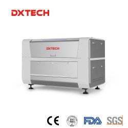 Mejor Precio Doble cabeza 1390 CO2 máquina de grabado láser Para tela acrílica Madera Cuero cartón MDF mármol no metálico con Alta velocidad de procesamiento
